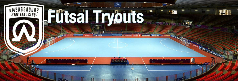 Futsal Tryouts