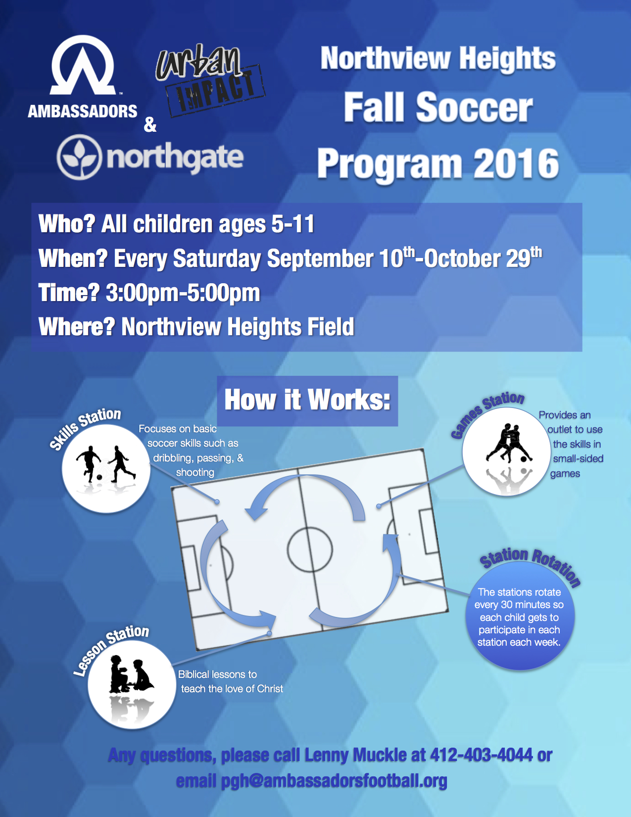 Northview Fall Flyer